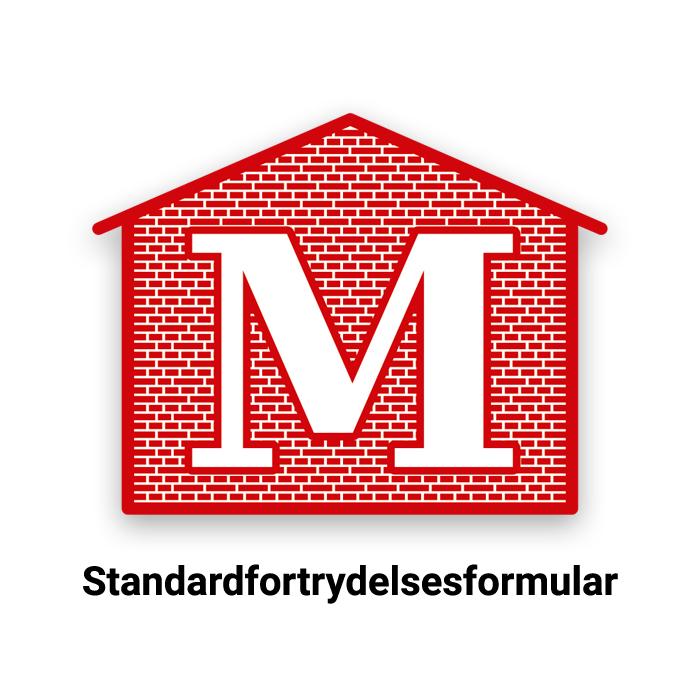 Murergrejs standardfortrydelsesformular