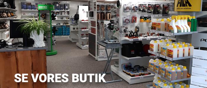 Se vores butik